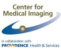 Center for Medical Imaging In Collaboration with Providence Health & Services logo